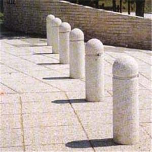 车止石圆柱