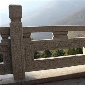 镂空花岗岩桥栏板