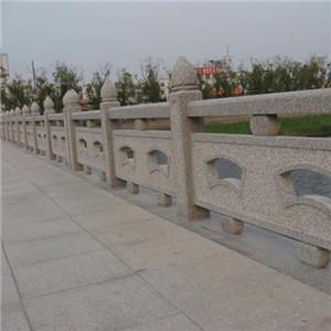 镂空桥栏板