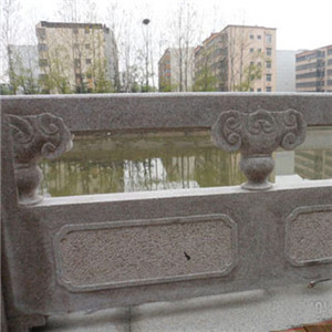 五莲花桥栏板